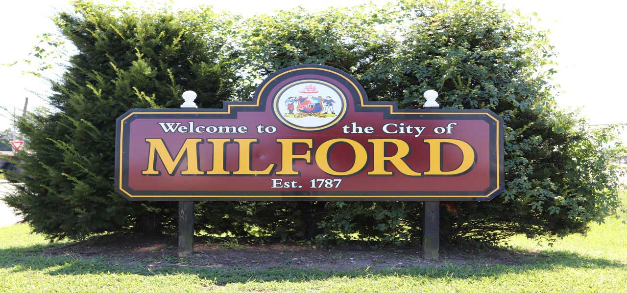 Milford DE Homes, Condos, Townhomes, Lots, Land, Acreage, Farms, Commercial Real Estate Sales