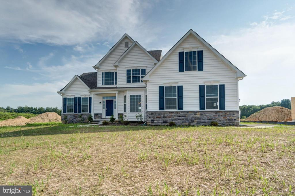 Smyrna DE Single Family Home Real Estate Sales - 10 Shapley Masseys Mill  For Sale