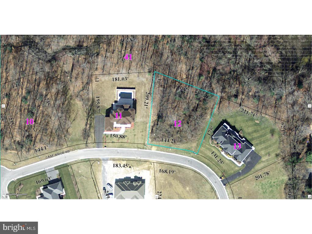 Dover DE Building Lots, Land & Acreage Real Estate Sales - 342 Case Ridge Wolf Creek  For Sale
