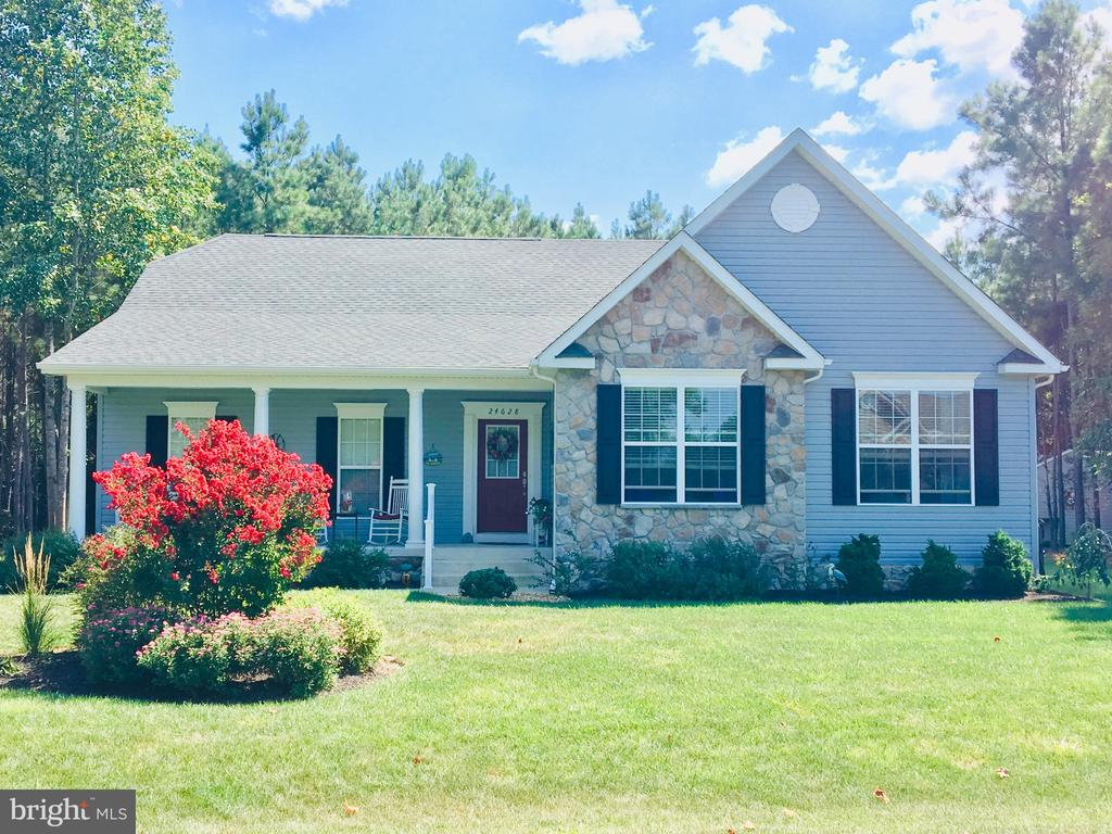 Georgetown DE Single Family Home Real Estate Sales - 24579 Beaver Estates Of Morris Mill  For Sale