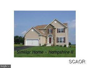 Georgetown DE Single Family Home Real Estate Sales - 24563 Beaver Estates Of Morris Mill  For Sale
