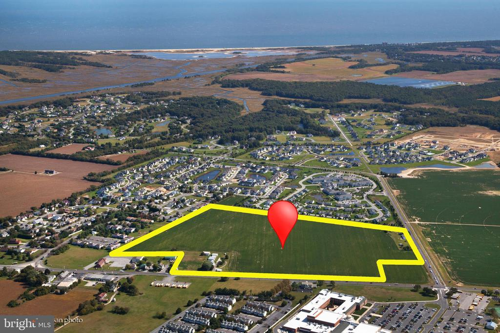 Lewes DE Building Lots, Land & Acreage Real Estate Sales - 1019 Kings   For Sale