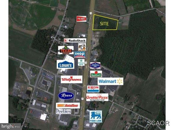 Seaford DE Building Lots, Land & Acreage Real Estate Sales - Sussex   For Sale