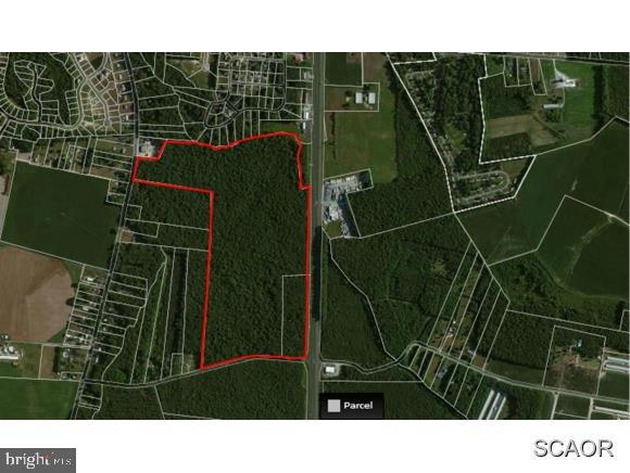 Delmar DE Building Lots, Land & Acreage Real Estate Sales - Sussex   For Sale
