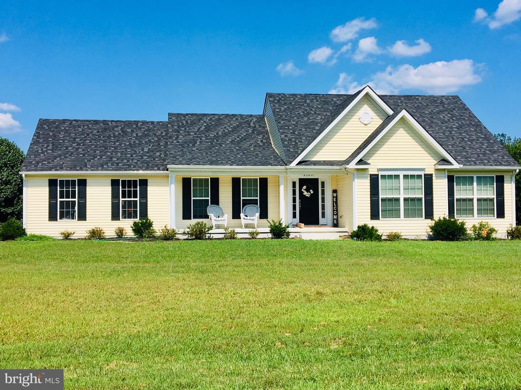 Millsboro DE Single Family Home Real Estate Sales - 1 Country Meadows Country Meadows  For Sale