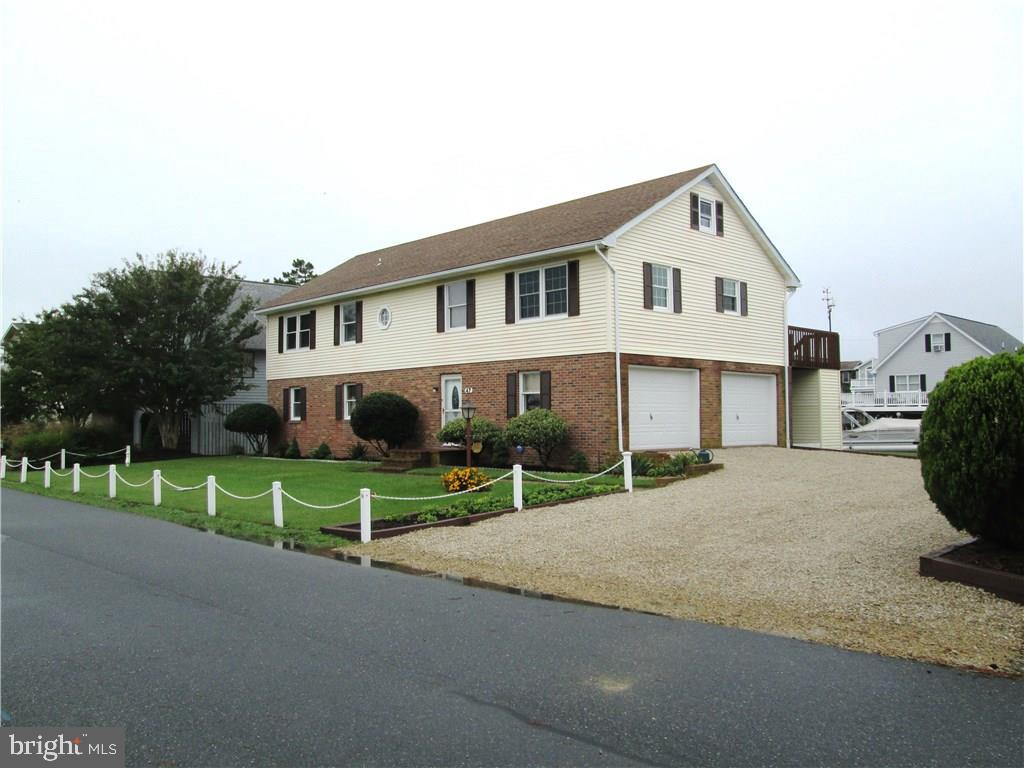 Fenwick Island DE Single Family Home Real Estate Sales - 47 Bayside   For Sale