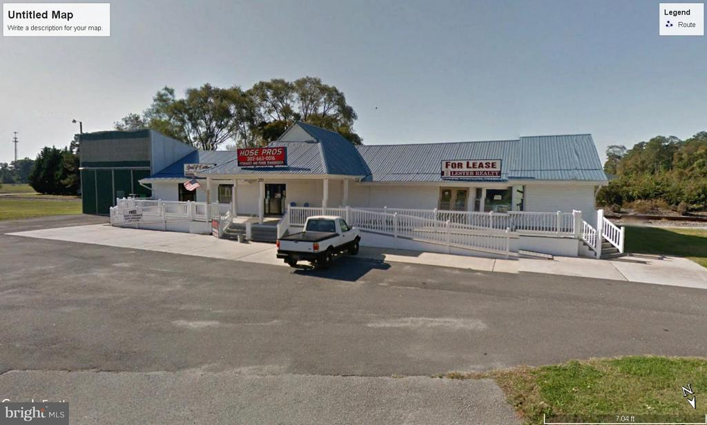 Millsboro DE Commercial Industrial Real Estate Sales - 270 State   For Sale