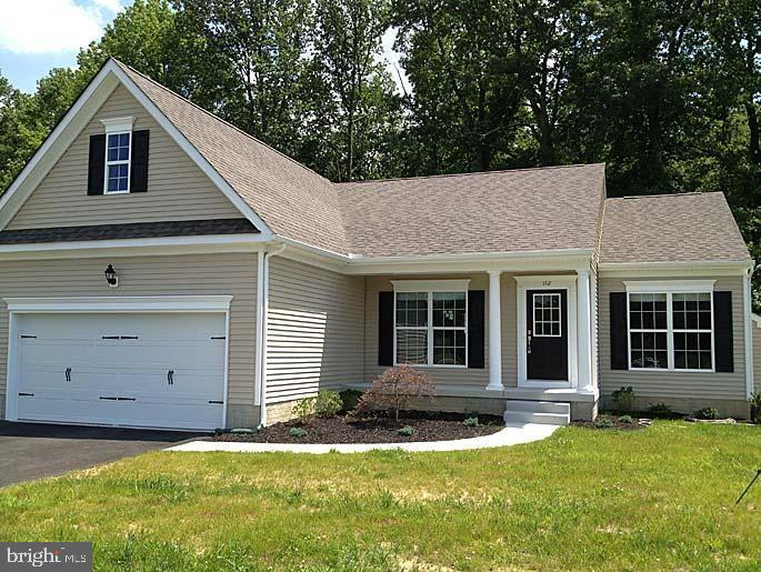 Georgetown DE Single Family Home Real Estate Sales - 24577 Beaver Estates Of Morris Mill  For Sale