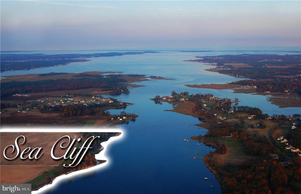 Dagsboro DE Building Lots, Land & Acreage Real Estate Sales - Piney Neck Sea Cliff  For Sale