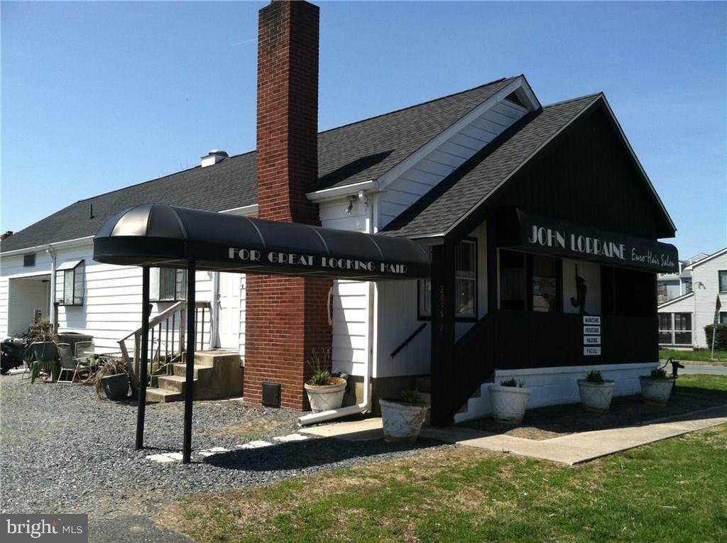 Rehoboth Beach DE Commercial Industrial Real Estate Sales - 20968 Coastal   For Sale