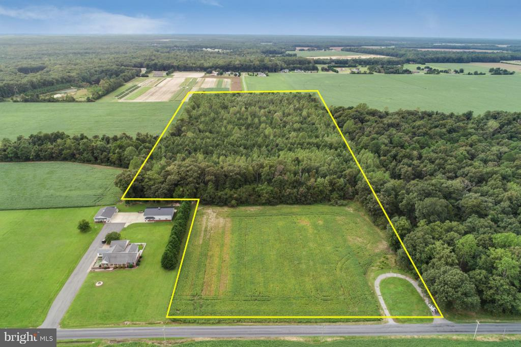 Milton DE Building Lots, Land & Acreage Real Estate Sales - 18062 Pettyjohn   For Sale