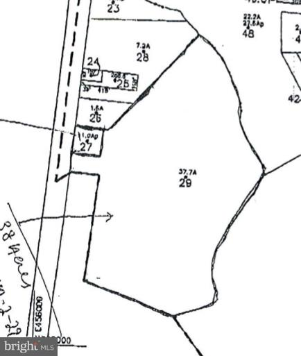 Harrington DE Building Lots, Land & Acreage Real Estate Sales - Dupont Hwy   For Sale