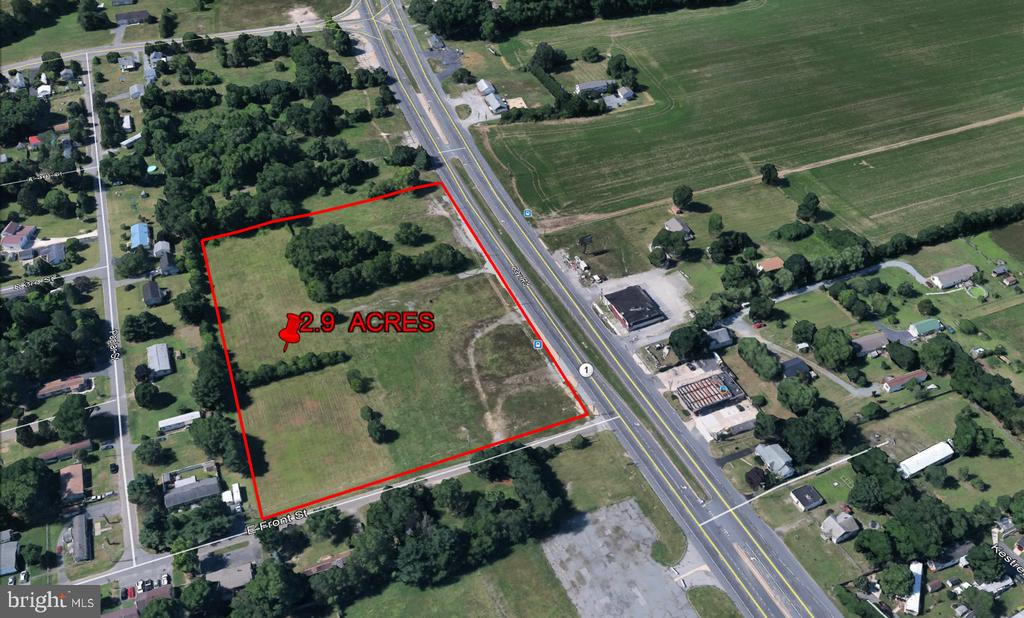 Frederica DE Building Lots, Land & Acreage Real Estate Sales - Front   For Sale