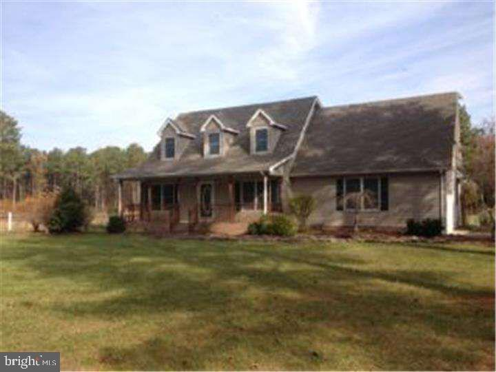Milford DE Farms Real Estate Sales - 1676 Reynolds   For Sale