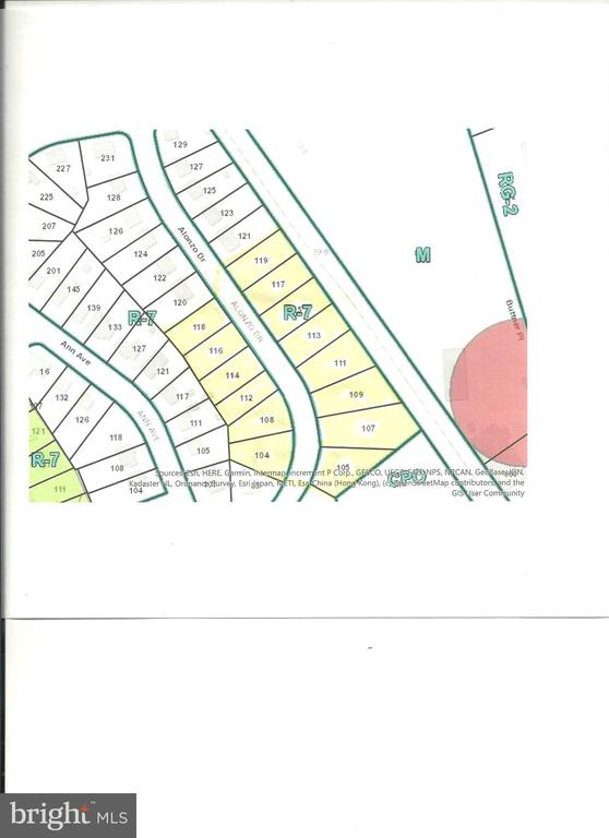 Dover DE Building Lots, Land & Acreage Real Estate Sales - 104 to 119 Alonzo Drive   For Sale