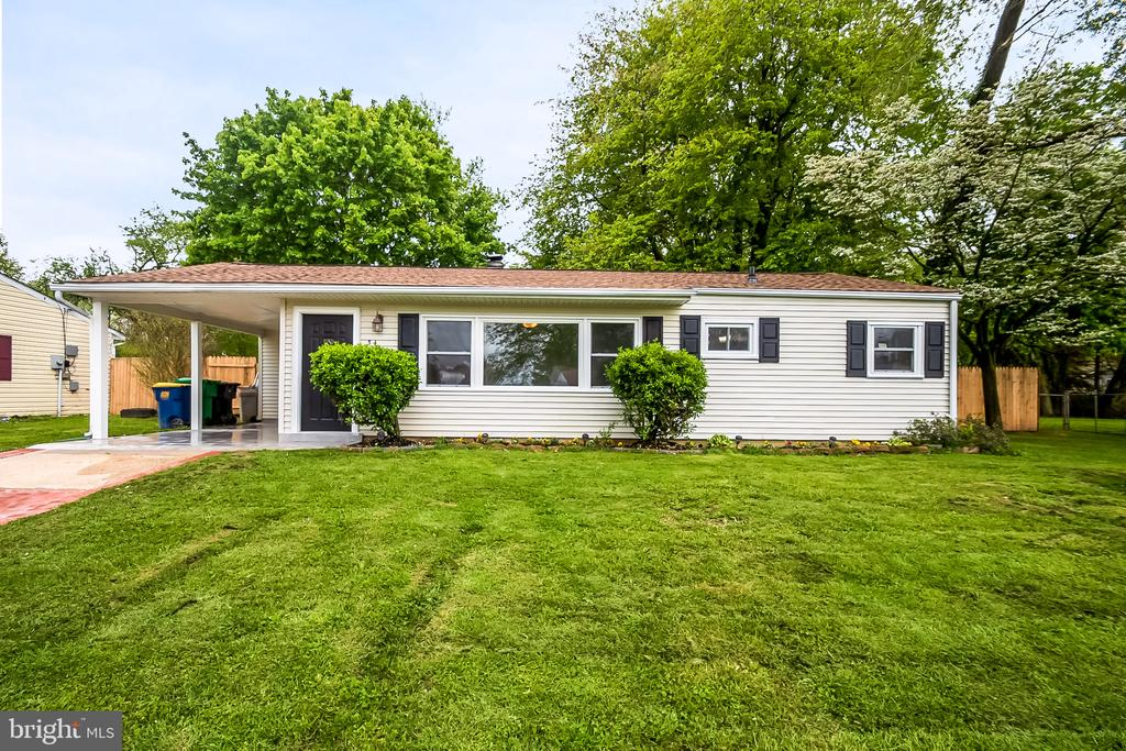 Dover DE Single Family Home Real Estate Sales - 34 Edgewood Kent Acres  For Sale