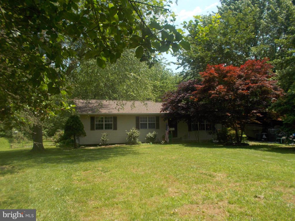 Dover DE Single Family Home Real Estate Sales - 2856 Leipsic   For Sale