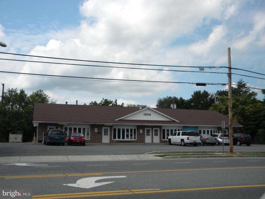 Dover DE Commercial Industrial Real Estate Sales - 1534 Governors   For Sale