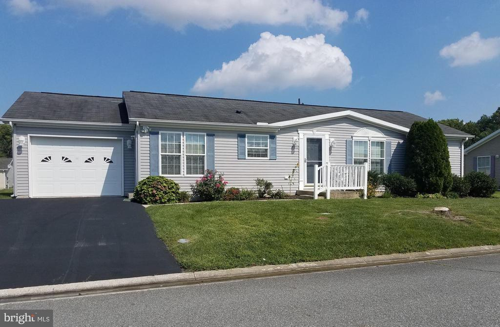 Dover DE Single Family Home Real Estate Sales - 708 Mcginnis Wild Meadows Clayton For Sale