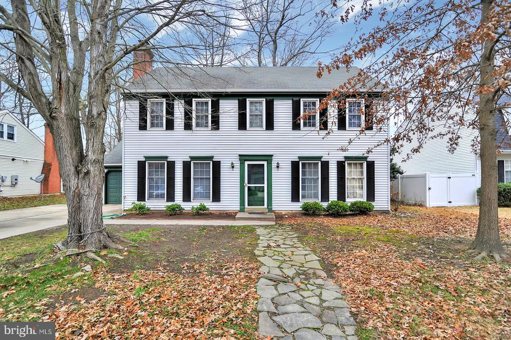 Dover DE Single Family Home Real Estate Sales - 17 Freedom Bicentennial Vil  For Sale