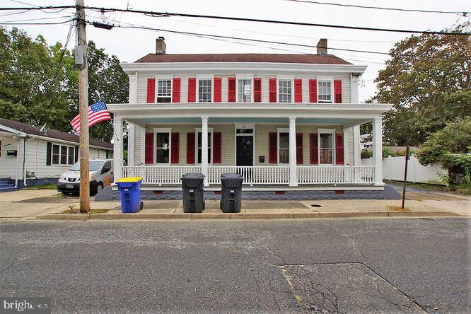 Milford DE Single Family Home Real Estate Sales - 15 N 2nd Street   For Sale