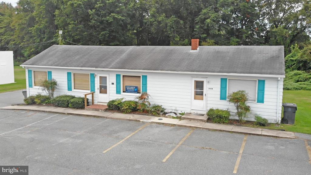 Milford DE Commercial Industrial Real Estate Sales - 282 Rehoboth   For Sale