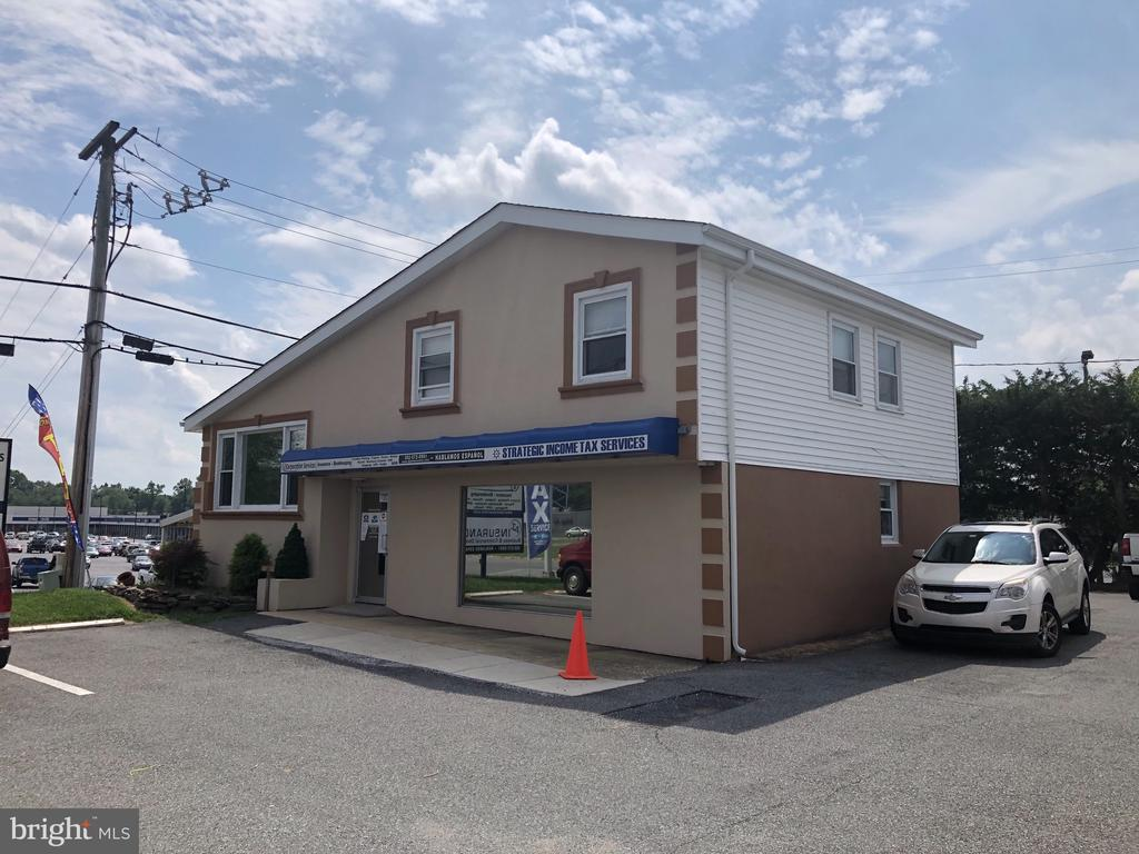 Dover DE Commercial Industrial Real Estate Sales - 1550 Governors   For Sale