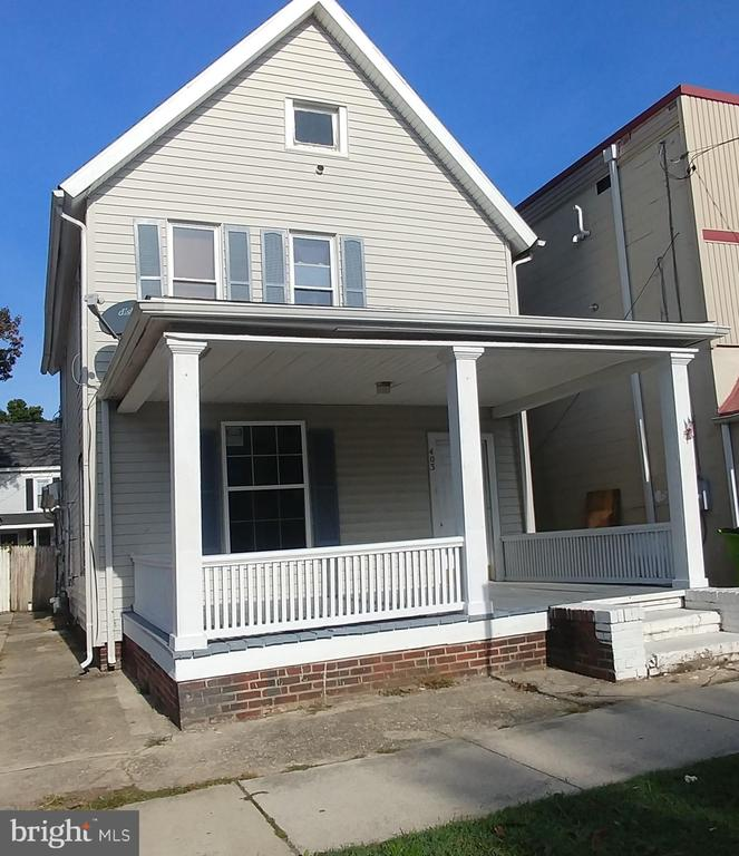 Clayton DE Single Family Home Real Estate Sales - 403 Main   For Sale