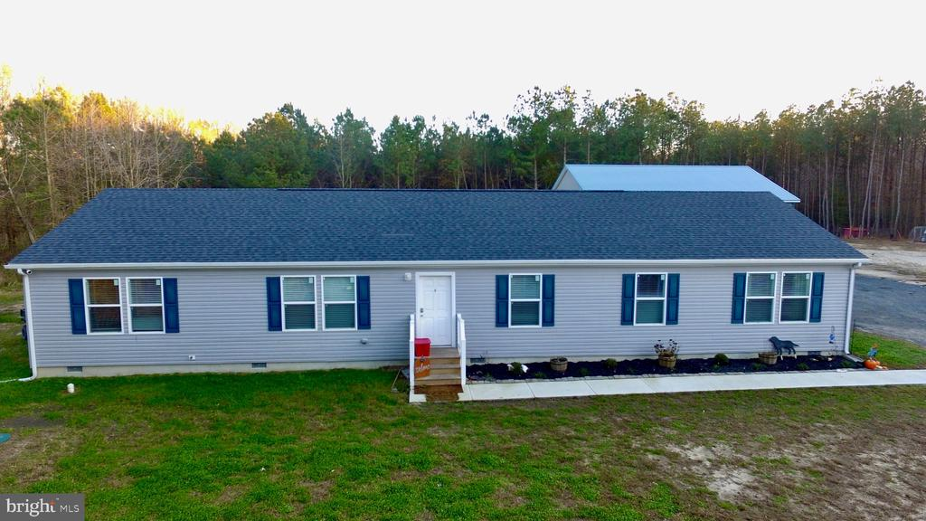 Harrington DE Mobile Home Real Estate Sales - 302 Beebe   For Sale