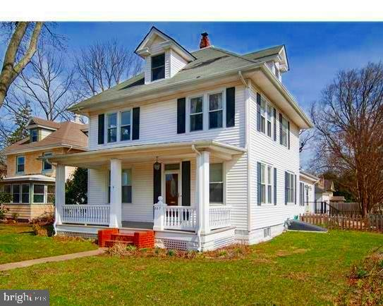 Dover DE Single Family Home Real Estate Sales - 807 State Olde Dover  For Sale
