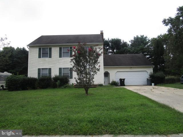 Dover DE Single Family Home Real Estate Sales - 14 Drew Brookfield  For Sale