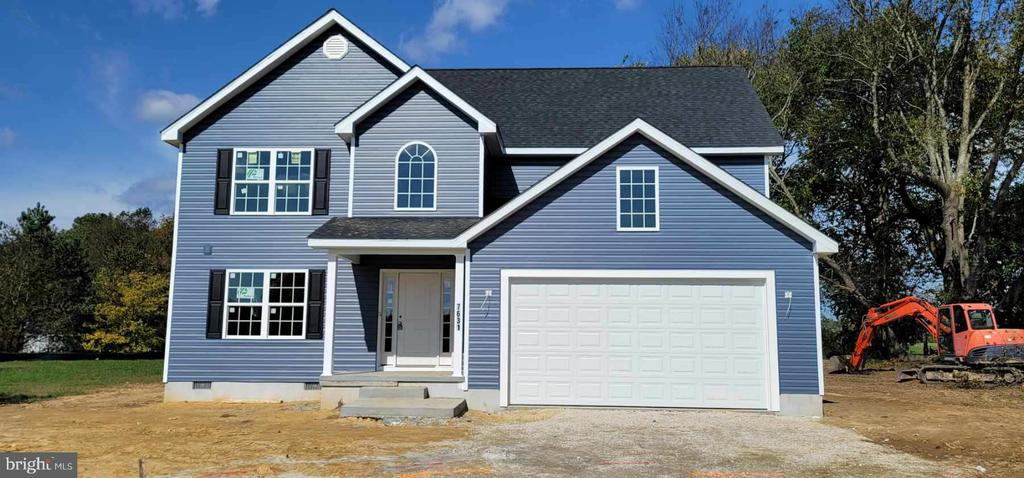 Greenwood DE Single Family Home Real Estate Sales - Lot 88 Pattys Abbotts Pond Acres  For Sale