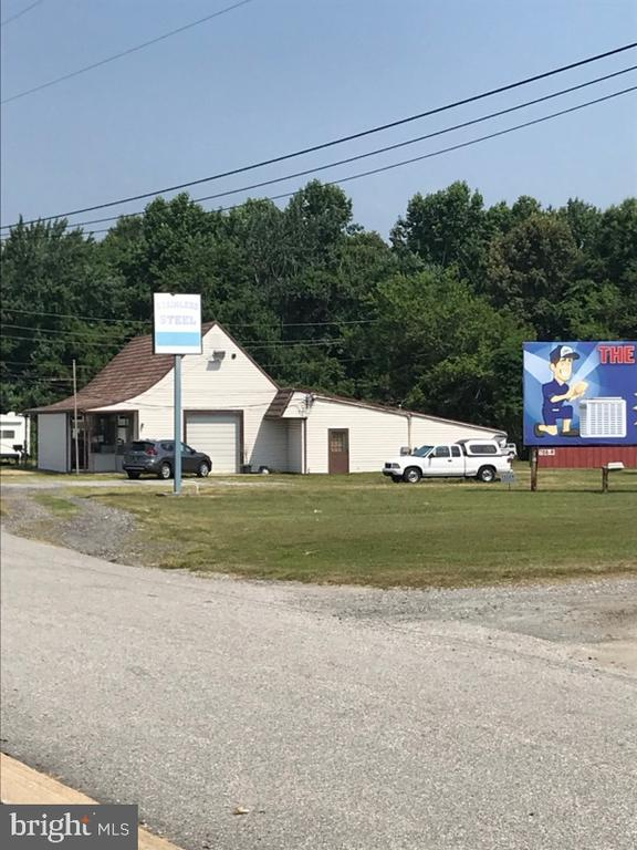 Townsend DE Commercial Industrial Real Estate Sales - 4640 Dupont   For Sale