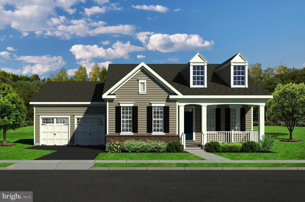 Middletown DE Single Family Home Real Estate Sales - 204 Baldy Traditions At Whitehall  For Sale