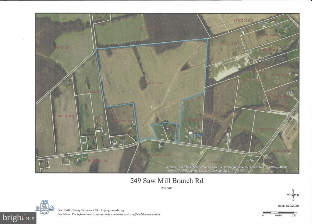 249 SAW MILL BRANCHSAW MILL BRANCH, Townsend, Delaware