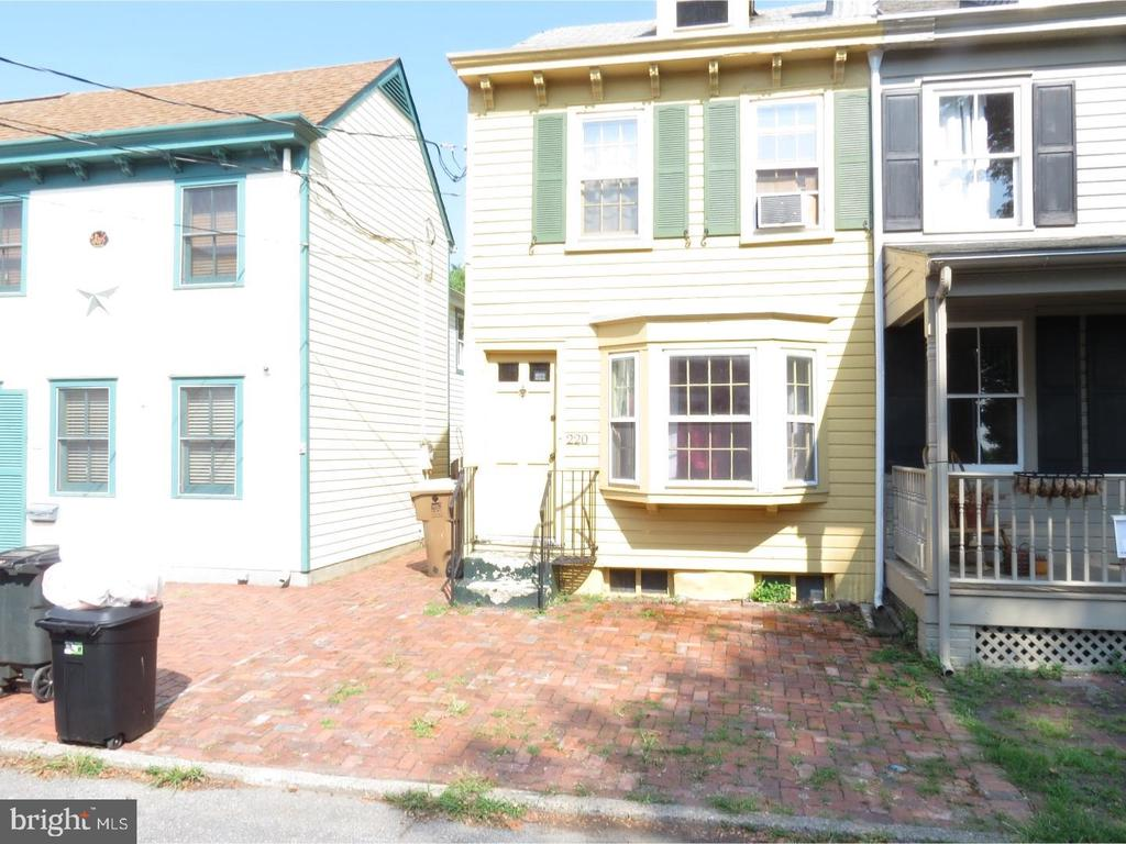 New Castle DE Condominium Real Estate Sales - 220 2nd Old New Castle  For Sale