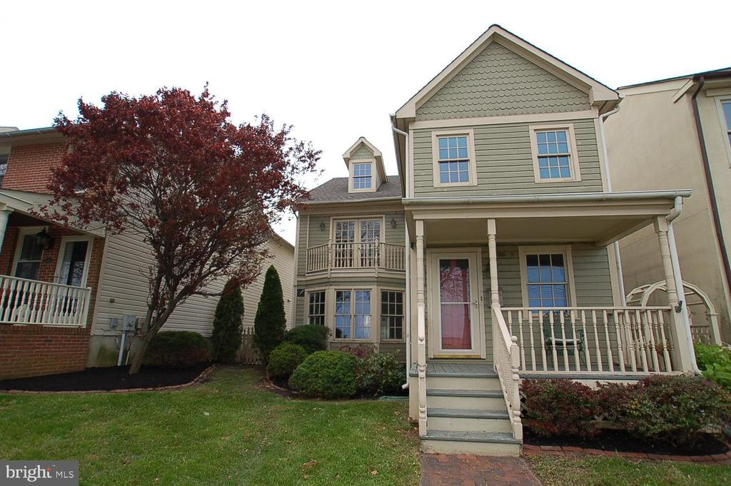 New Castle DE Single Family Home Real Estate Sales - 246 2nd Old New Castle  For Sale