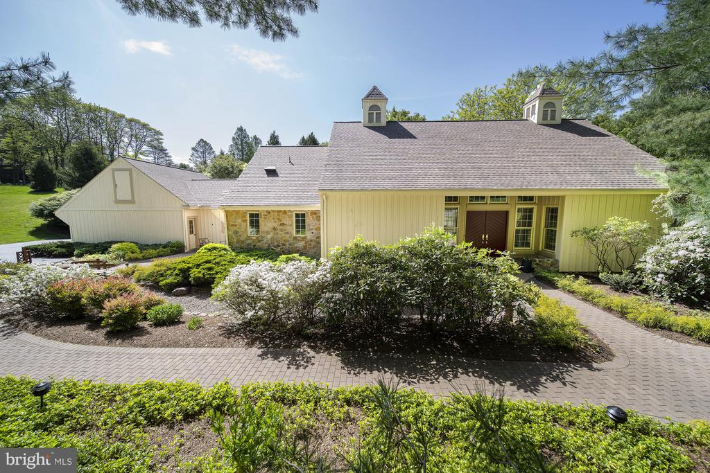 Greenville DE Single Family Home Real Estate Sales - 410 Old Kennett   For Sale