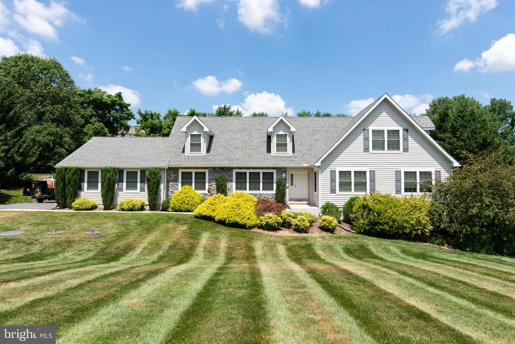 Hockessin DE Single Family Home Real Estate Sales - 6 Elderberry Ramsey Ridge  For Sale