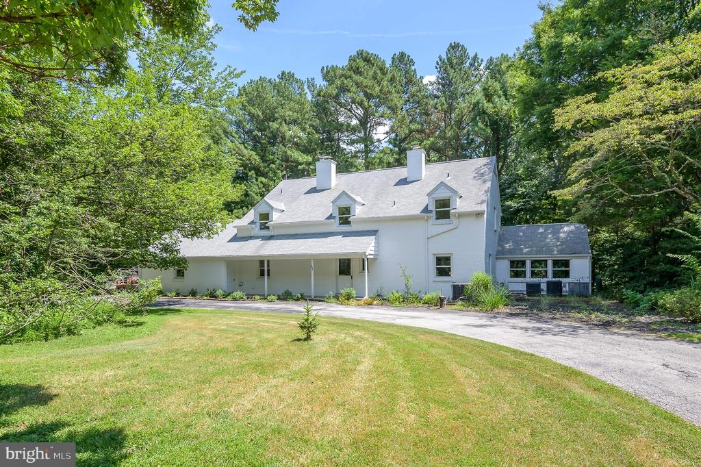 Hockessin DE Single Family Home Real Estate Sales - 597 Horseshoe Hill Horseshoe Hills  For Sale