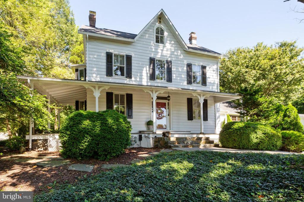 Wilmington DE Single Family Home Real Estate Sales - 1407 Silverside Brandywine Hundred  For Sale