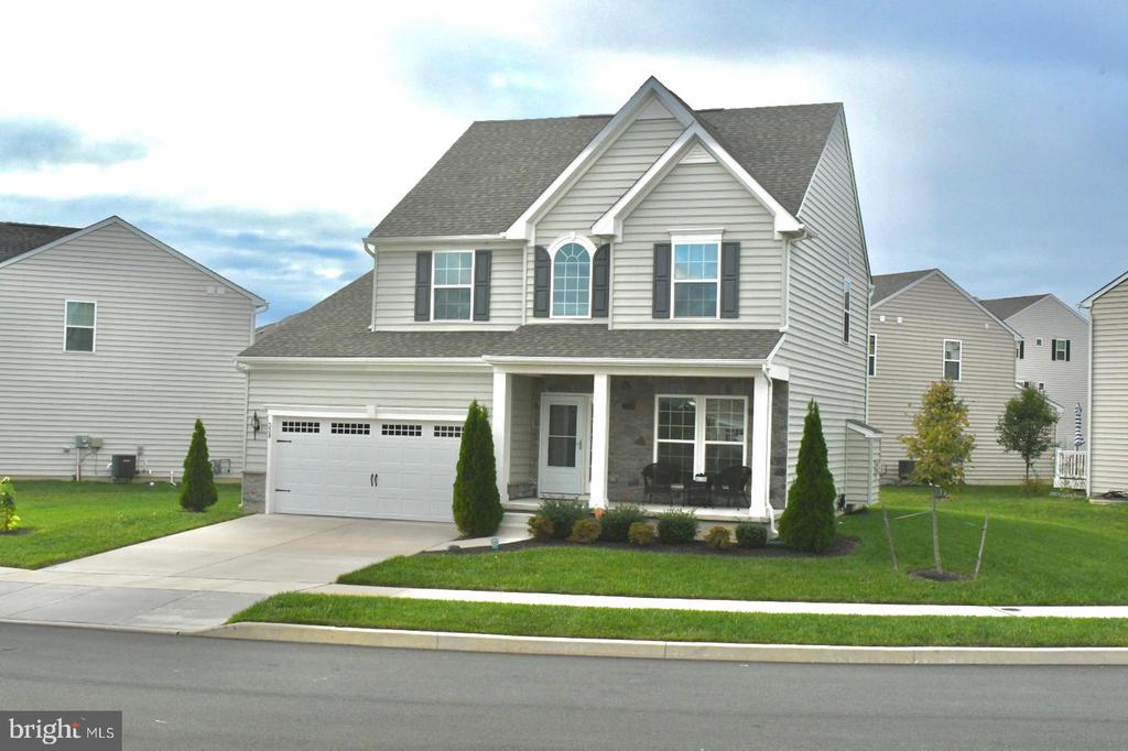 Middletown DE Single Family Home Real Estate Sales - 338 Tiger Lily High Hook Farms  For Sale