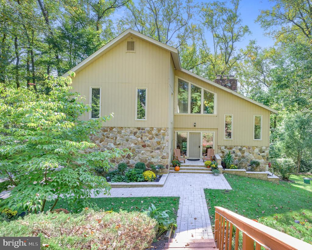 Hockessin DE Single Family Home Real Estate Sales - 14 Cinnamon Brackenville Woods  For Sale