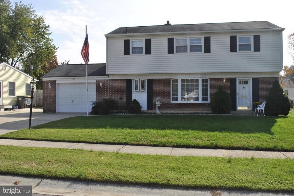 Newark DE Single Family Home Real Estate Sales - 501 Blackstone Hillside Heights  For Sale