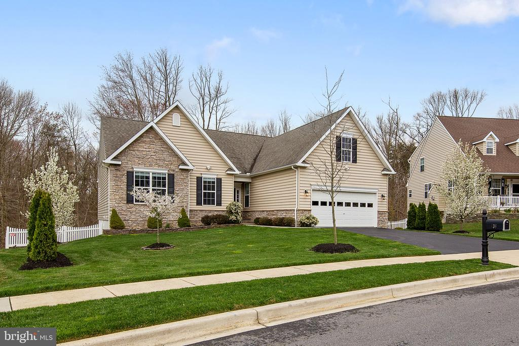 Newark DE Single Family Home Real Estate Sales - 436 Welsh Hill Welsh Hill Preserve  For Sale
