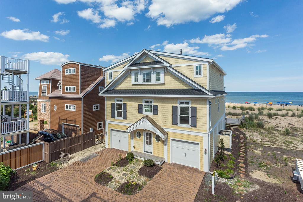 Dewey Beach DE Single Family Home Real Estate Sales - 5 Clayton Rehoboth By The Sea  For Sale