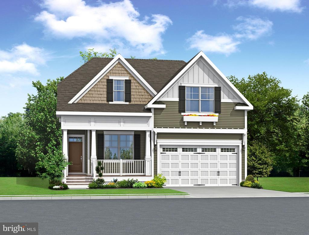 Iris To-Be-Built Home Tbd Millsboro, DE