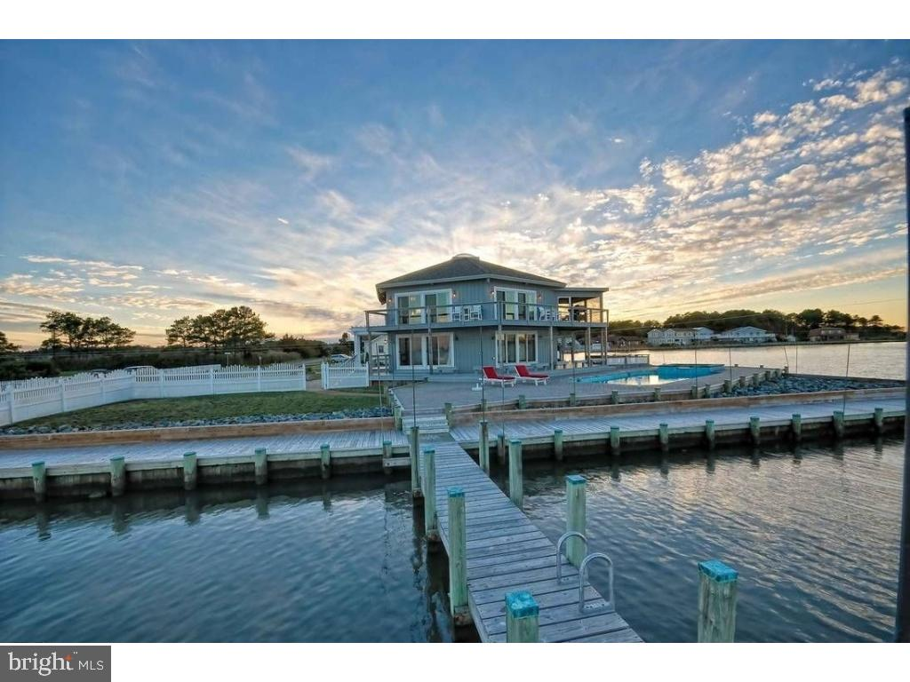 Lewes DE Single Family Home Real Estate Sales - 34879 Bookhammer Landing Joy Beach  For Sale