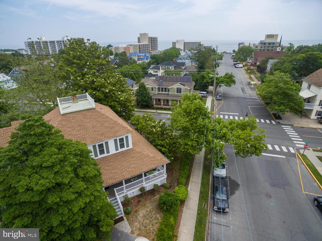 Rehoboth Beach DE Single Family Home Real Estate Sales - Olive Avenue North Rehoboth  For Sale