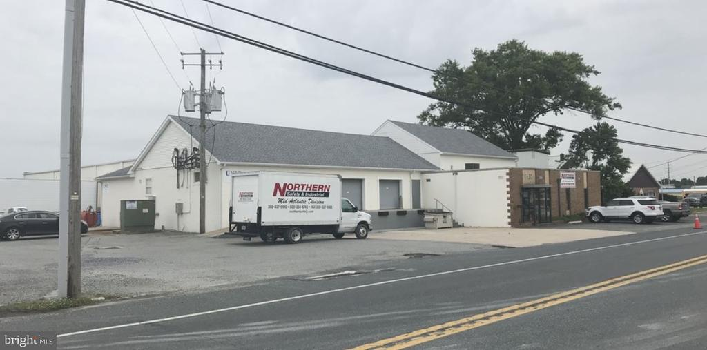 Bridgeville DE Commercial Industrial Real Estate Sales - 7437 Federalsburg   For Sale